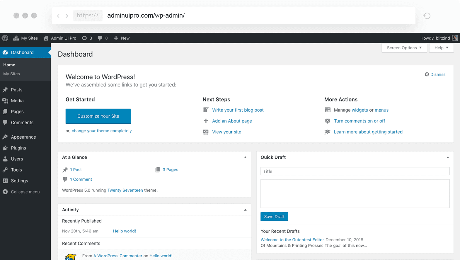 wordpress-dashboard-header