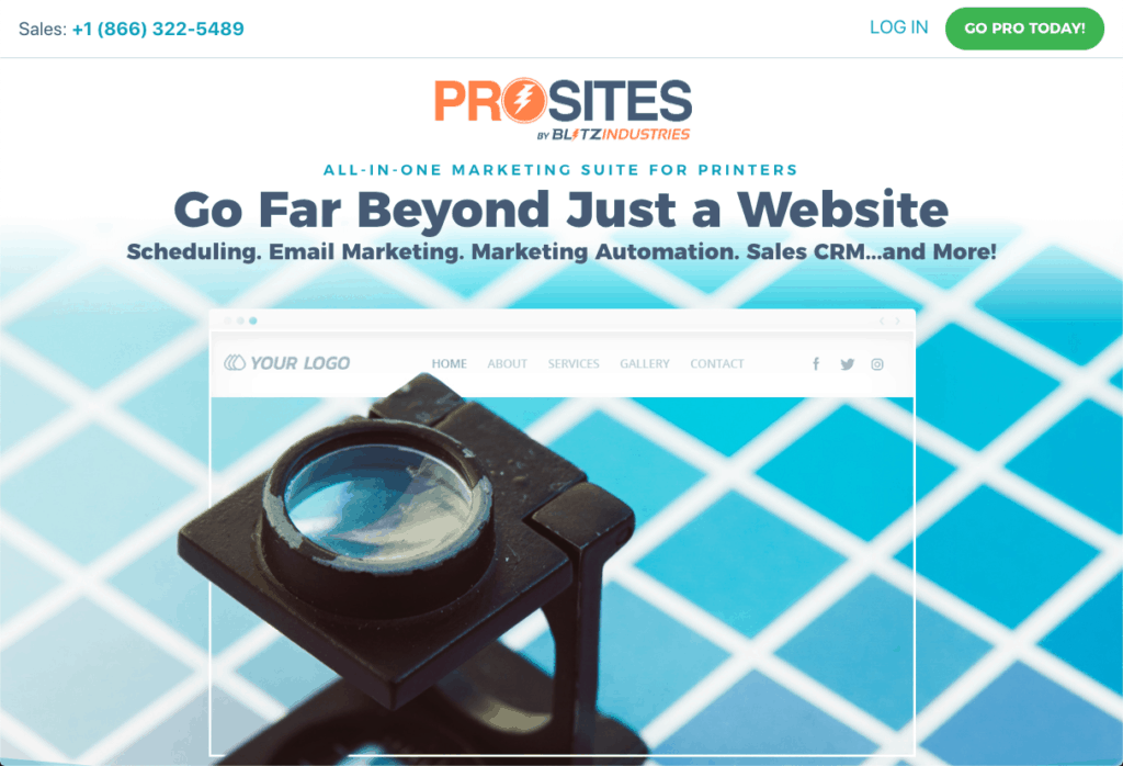 ProSites for Printers